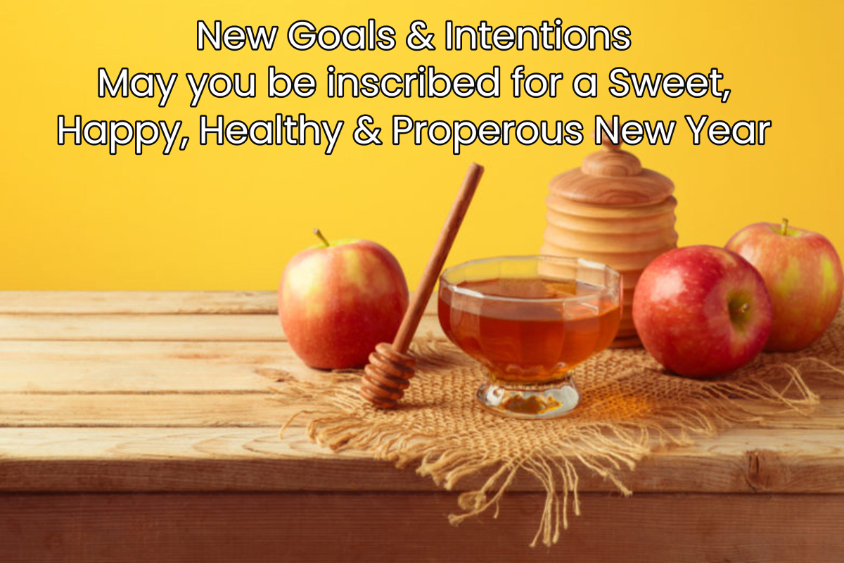 Intentions & Goals for a Sweet New Year